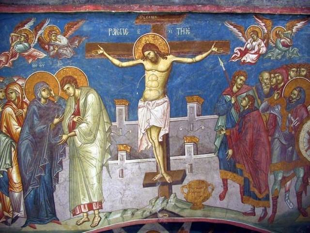 manastir dec48dani raspec487e hristovo freska